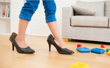 What happens when you wear shoes too big? - Quora