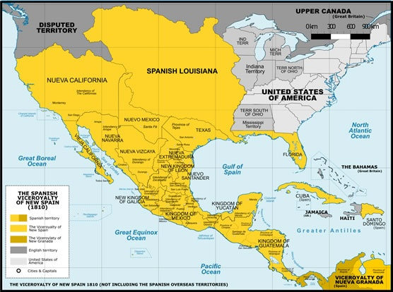 Why was the name of 'New Spain' changed to Mexico? - Quora