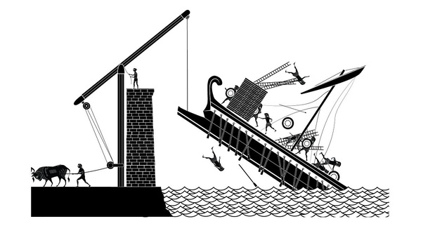 The genius of Archimedes' devastating