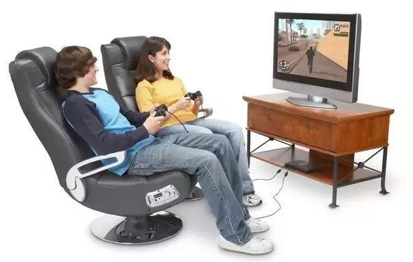 posture gaming chair party chairs and tables for sale is a healthier than an office quora as far i can see do not encourage correct just look at this