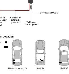 the dsp is for other models of the audio system and according to the pdf does not include the e46 [ 1183 x 825 Pixel ]