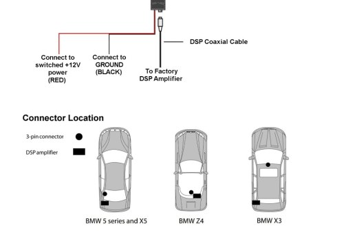 small resolution of the dsp is for other models of the audio system and according to the pdf does not include the e46