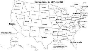 What is your one-to-one relationship between the USA's