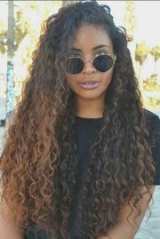medium sized 3b type curly