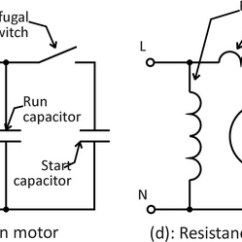 Reversing Split Phase Motor Wiring Diagram Electrical Installation Single Diagrams Schematic Of Schema Drum Switch What Is The A Quora