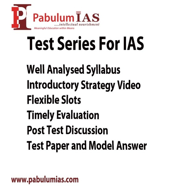 Which is the best UPSC prelims test series that I can take