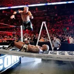 What Are Wwe Chairs Made Of Stretch Chair Covers Ireland In The Sledgehammer And Ladder Hits Real Quora Now Comes Hardy S Favourite Ladders