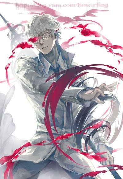 Who is your favorite character in Tokyo Ghoul? - Quora