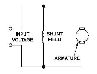 What is a DC shunt motor and its advantage and