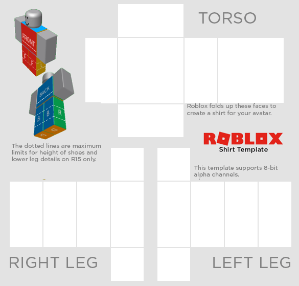 roblox transparent pants