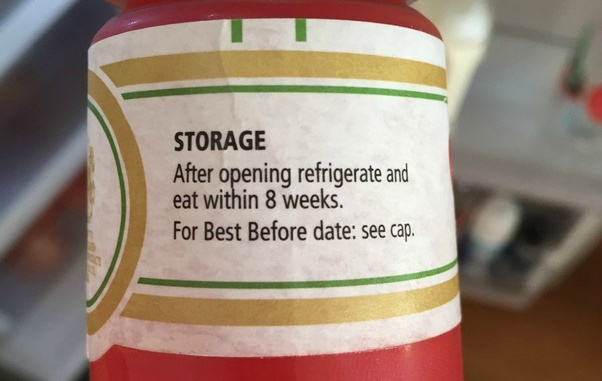 Do ketchup and mustard need to be refrigerated? - Quora