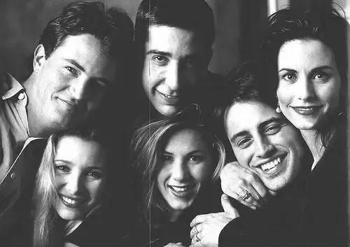 is friends tv series