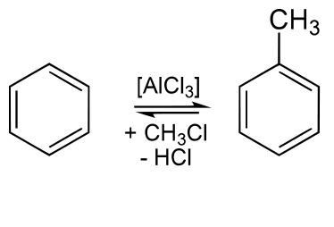 Organic Chemistry: How do I covert acetylene to toluene