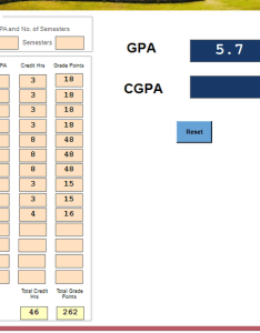 calculation for inidual subjects also how to convert the university of mumbai   point scale cgpa  rh quora
