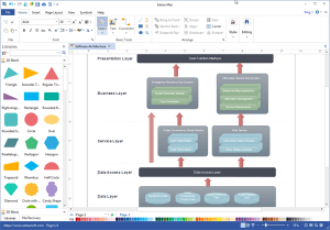 What are the best ways to diagram software architecture