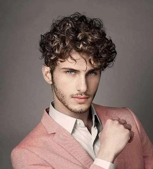 Is it ok for men to get perms? Can a perm look really good ...