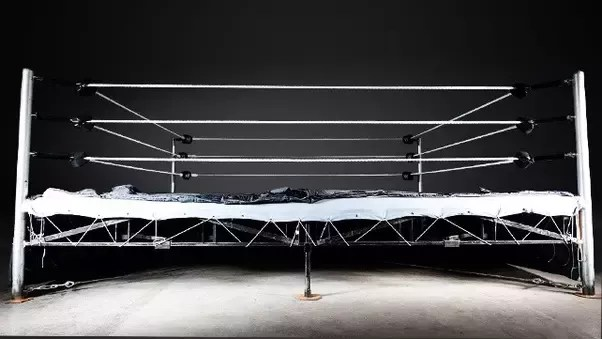 what are wwe chairs made of office chair rubber wheels how rings they quora bleacherreporter had written a neat articale on ring is constructed you can find it here wrestling really