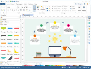 How to draw block diagrams in Microsoft Word?  Quora
