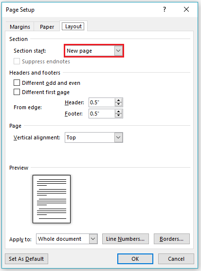"""How To Delete Page Numbers In Word : delete, numbers, Insert, Numbers, Microsoft, Document,, Remove, """"1"""", First, Page?, Quora"""