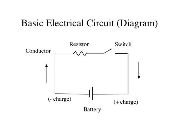 electric circuit drawing at getdrawings com