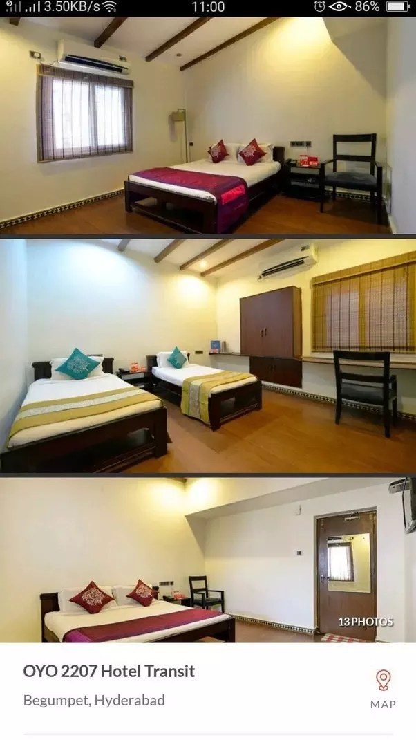 Does Oyo Rooms Hyderabad Allow Unmarried Couples In