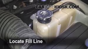 How to put antifreeze in a car - Quora