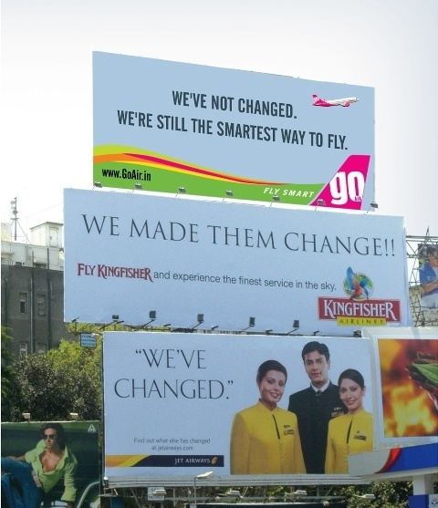 What are some good examples of comparative advertising? - Quora
