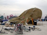 Which are the best tents for Burning Man? - Quora