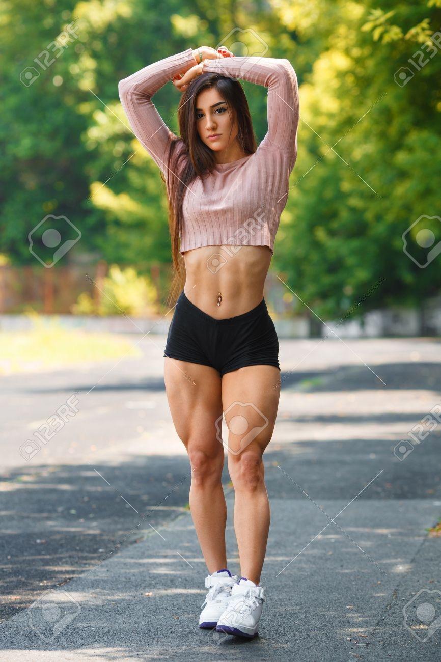 Attractive Fit Girls : attractive, girls, Muscular, Women, Attractive?, Quora