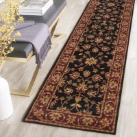 What is the best carpet type for stairs and hallways?