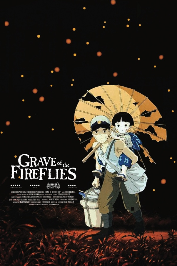Depressing Anime Movies : depressing, anime, movies, Saddest, Anime, Movies?, Quora