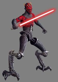 How did Darth Maul get his legs back? - Quora