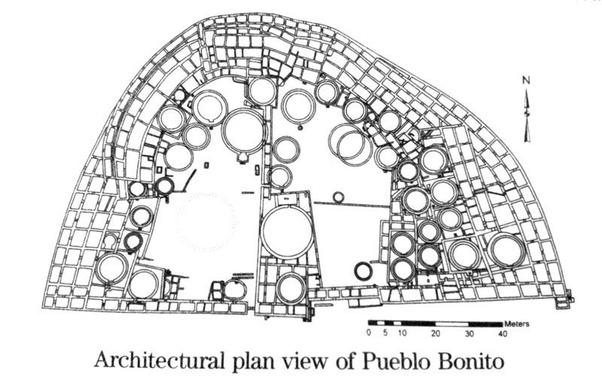 Prehistoric Indigenous Americans built enormous temples
