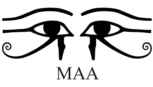 """What is the original meaning of the Egyptian term """"Maat"""