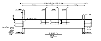 What are structural CAD drawings, and how are they