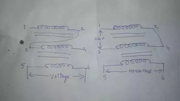 6 lead 3 phase motor wiring diagram model view controller sequence how to identify the six unmarked leads of an induction quora all need find out is start and end windings get them into a star or delta