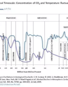 This chart shows the andean saharan ice age with more than ppm for duration and  csnowball earth   cryogenian  peak of around also why did last occur quora rh