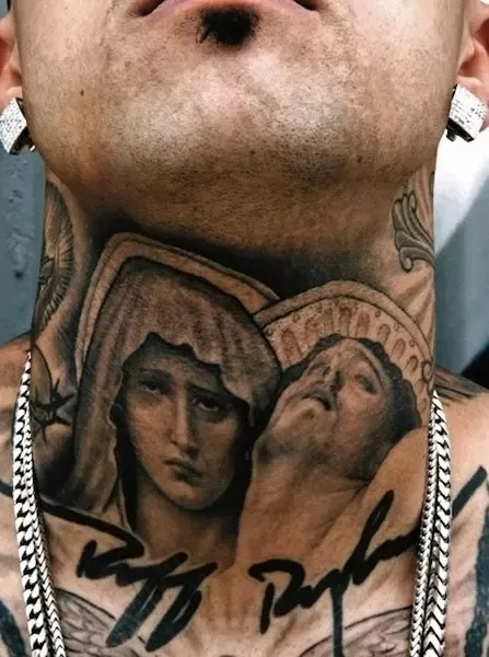 Gangster Tattoos