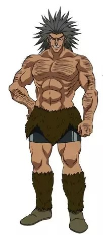 Muscular Anime Characters : muscular, anime, characters, Strongest, Anime, Character, Terms, Brute, Strength?, Quora