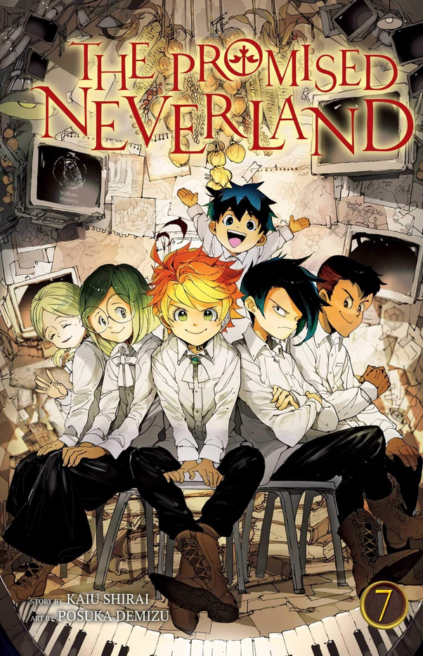 """The Promised Neverland Episode 6 : promised, neverland, episode, Think, Anime,, """"The, Promised, Neverland""""?, Quora"""