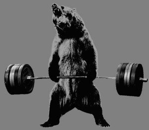 Workout Quotes Wallpaper How Much Weight Can A Grizzly Bear Lift Quora
