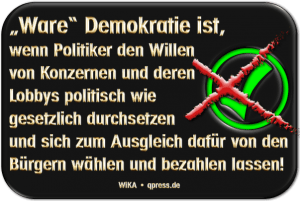 """Deutschland bedenklich nah an der """"Idiokratie"""""""