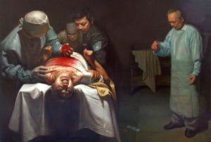 Wie geht es mit den menschlichen Organen weiter?
