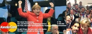 Merkel Dienstreise nach Brasilien zum Fussballendspiel
