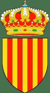 Escut_d_armes_de_Catalunya Katalonien Flagge staatswappen qpress