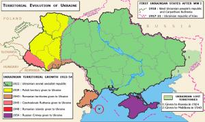 Ukraine wachstum krim wechselt den Besitzer Sowjetunion streit NATO Russland