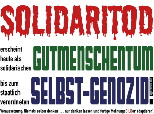 Ist der Solidargedanke in Gefahr?
