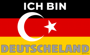 Ich bin Deutschland Deutscheland Terrorhype Betroffenehitswahn tuerkei religion scharia wandel anspruch staat kirche saekular