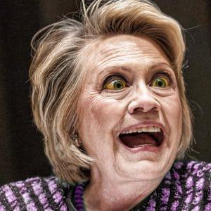 Hillary_Clinton_USA_Praesidentenwahlen_Wahlen_Demokraten_Republikaner_alternativlos_Vagina_weiblich_kriminell_satanische_teuflisch_verbrecherisch