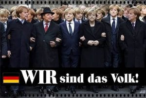 Rest-BRD muss Grenzen zu Thüringen schließen